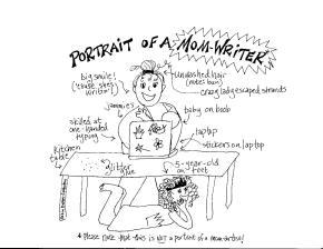 mom writer pic