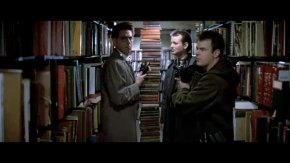 I'm gonna send these guys back the next time those librarians try to bust on my baby!